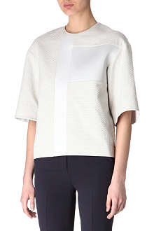 EUDON CHOI Contrast panel top