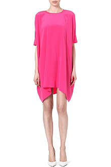 RICHARD NICOLL Stella crepe-de-chine dress