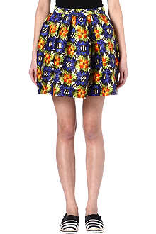 MOTHER OF PEARL Cooper printed skirt
