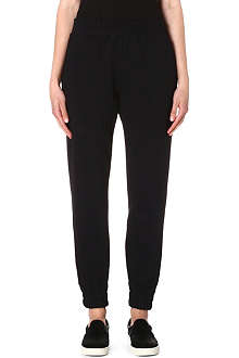 MOTHER OF PEARL Rhea jersey jogging bottoms
