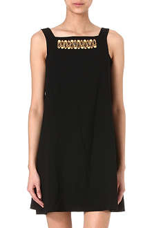 VERSUS Embellished dress