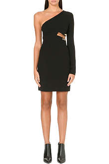 VERSUS X ANTHONY VACCARELLO Donna Tessuto cut-out jersey dress