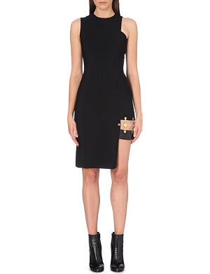 VERSUS X ANTHONY VACCARELLO Abito Bonna Tessuto crepe dress