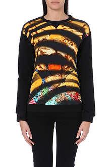 VERSUS Lion print sweatshirt
