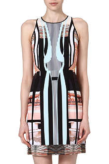 CLOVER CANYON Desert Home printed dress