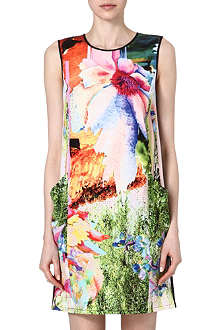 CLOVER CANYON Griffith Park printed dress