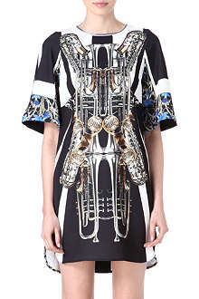 CLOVER CANYON Saxaphone dress