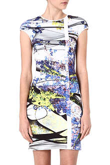 CLOVER CANYON Space Garden dress