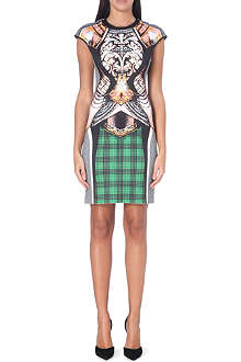 CLOVER CANYON Magic Armor neoprene dress