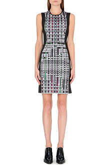 CLOVER CANYON Trinity College neoprene dress