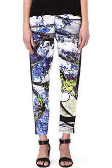 CLOVER CANYON Space Garden trousers