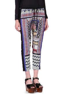 CLOVER CANYON City Palace trousers