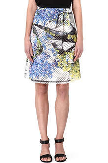 CLOVER CANYON Space Garden skirt