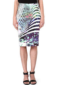 CLOVER CANYON Ribbon Landscape skirt