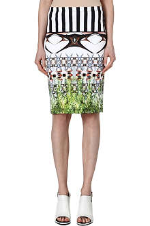 CLOVER CANYON Huntington Gardens pencil skirt