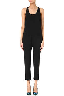 MSGM Cross-strap jumpsuit