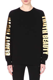 MSGM Beauty Truth sweatshirt