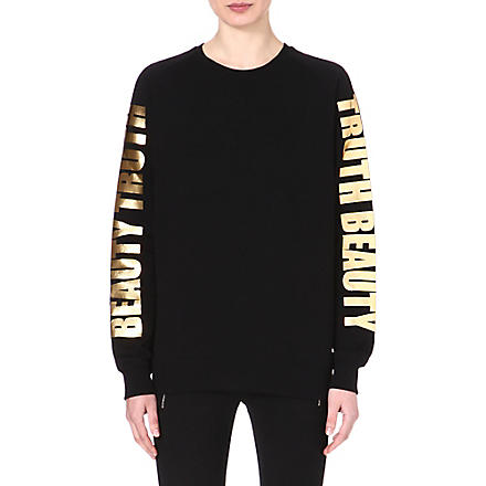 MSGM Beauty Truth sweatshirt (99