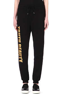 MSGM Beauty Truth sweat pants