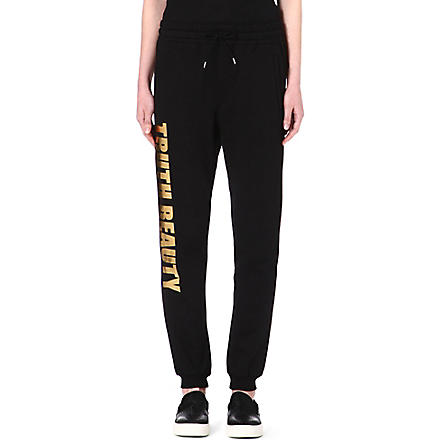 MSGM Beauty Truth sweat pants (99