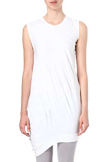 JNBY Asymmetric stretch-cotton tank