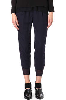 JNBY Tapered jogging bottoms