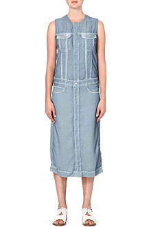 JNBY Sleeveless denim dress