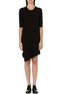 JNBY Asymmetric knitted dress