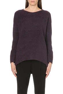 10 CROSBY Oversized wool jumper