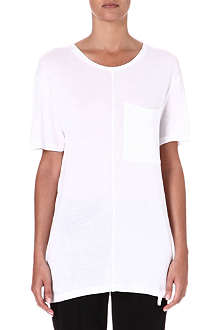 10 CROSBY Pocket jersey t-shirt