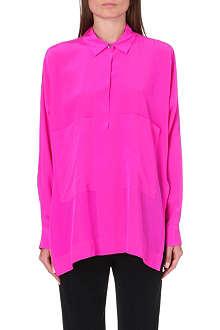 10 CROSBY Silk shirt
