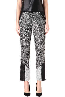JONATHAN SIMKHAI Space-dye tailored trousers