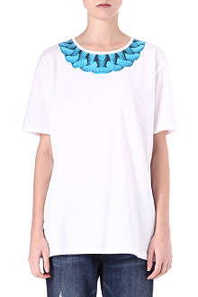 GRACE HAMILTON Necklace t-shirt