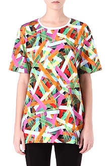 KEELY HUNTER Perspex t-shirt