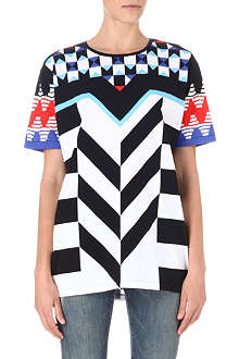 SADIE WILLIAMS Geometric t-shirt