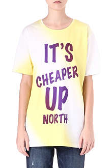 THE POUNDSHOP It's Cheaper Up North t-shirt