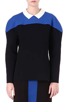 LACOSTE Colour block top