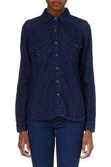 DESIGNERS REMIX Sarashirt denim shirt