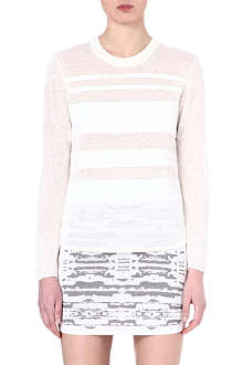 DAGMAR Ruchi striped jumper