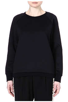 GOLDEN GOOSE Neoprene sweatshirt