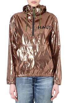 GOLDEN GOOSE Metallic hoody