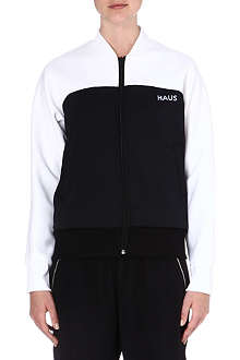 GOLDEN GOOSE Haus zip-up jacket