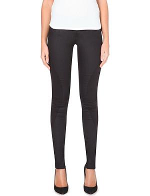 DESIGNERS REMIX Cotton-blend trousers