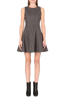 JONATHAN SIMKHAI Pinstriped dress