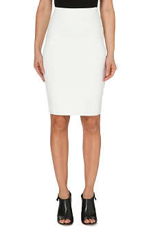 JONATHAN SIMKHAI Stretch-knit pencil skirt
