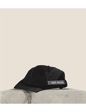 NASIR MAZHAR Logo foam cap with pencil