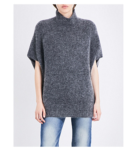 BY MALENE BIRGER Vidunda knitted jumper (Dark+grey+mel