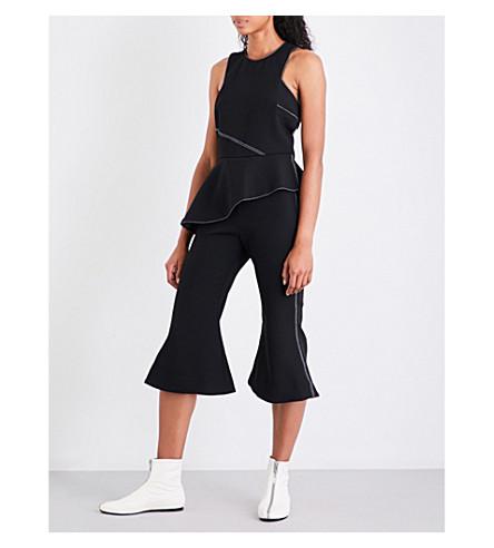PAPER LONDON Kiddo twill jumpsuit (Black