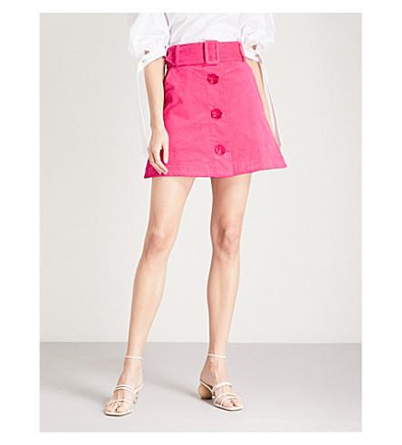 pana PAPEL de Mini pink Wallace LONDRES falda Punch qUUwTRCx