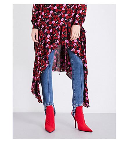 MAGDA BUTRYM Benson skinny mid-rise jeans (Navy